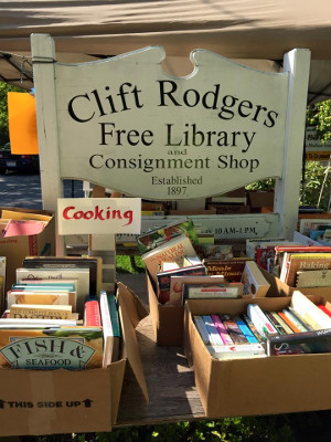 Clift Rodgers Book sale